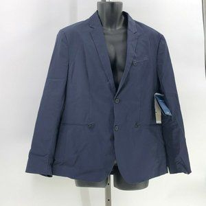 Reaction Kenneth Cole Mens Dry Stretch Blazer 44